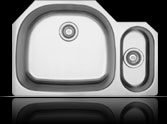 Sienna Prezza™ - Double Bowl Undermount Sink