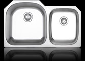 Sienna Verona™ - Double Bowl Undermount Sink