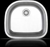 Sienna Sellano™ - Single Bowl Undermount Sink