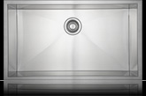 Sienna Izzalini™ - Zero Radius Single Bowl Undermount Sink
